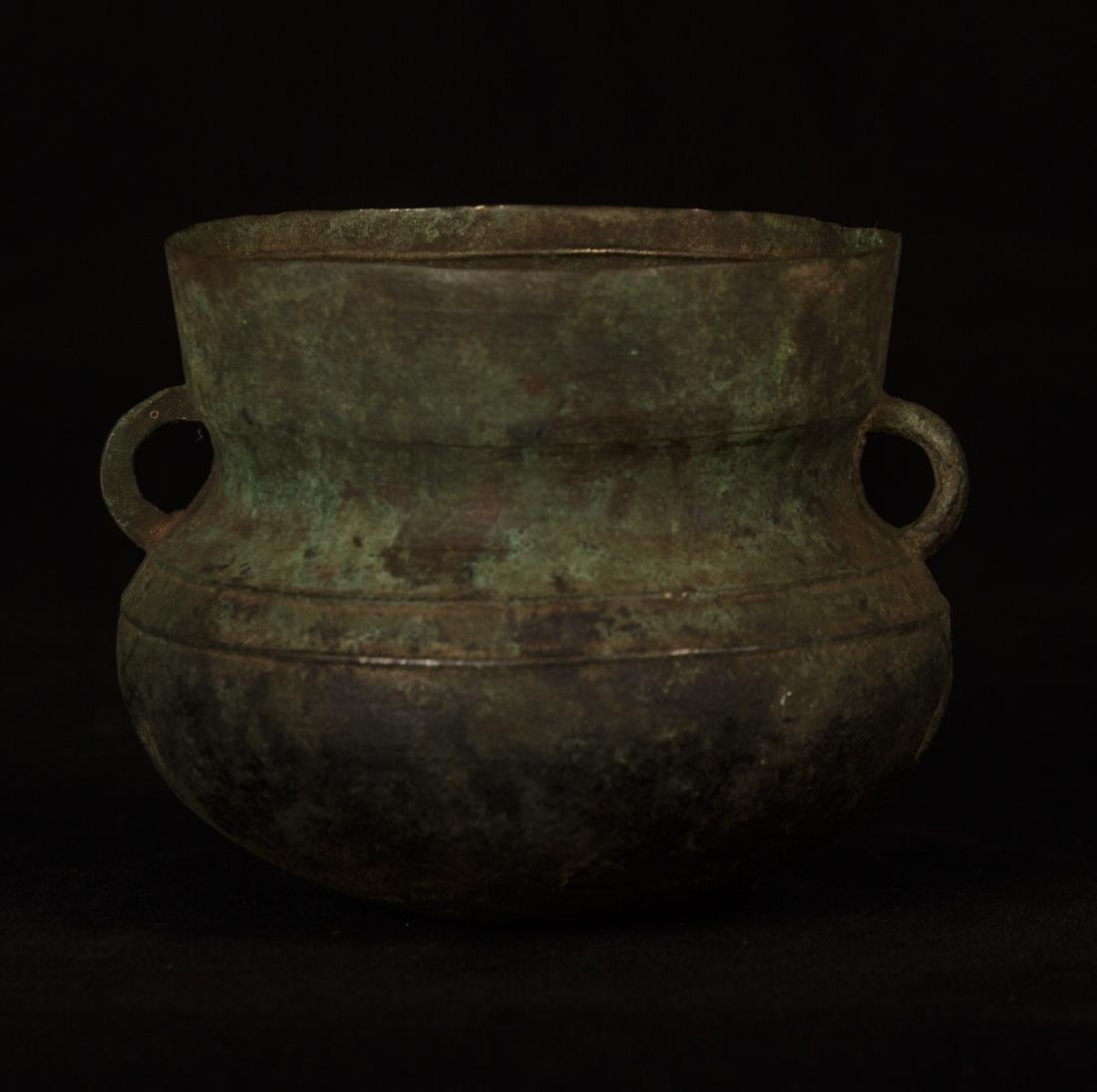 16th-17th Century Antique Southeast Asia Khmer Bronze