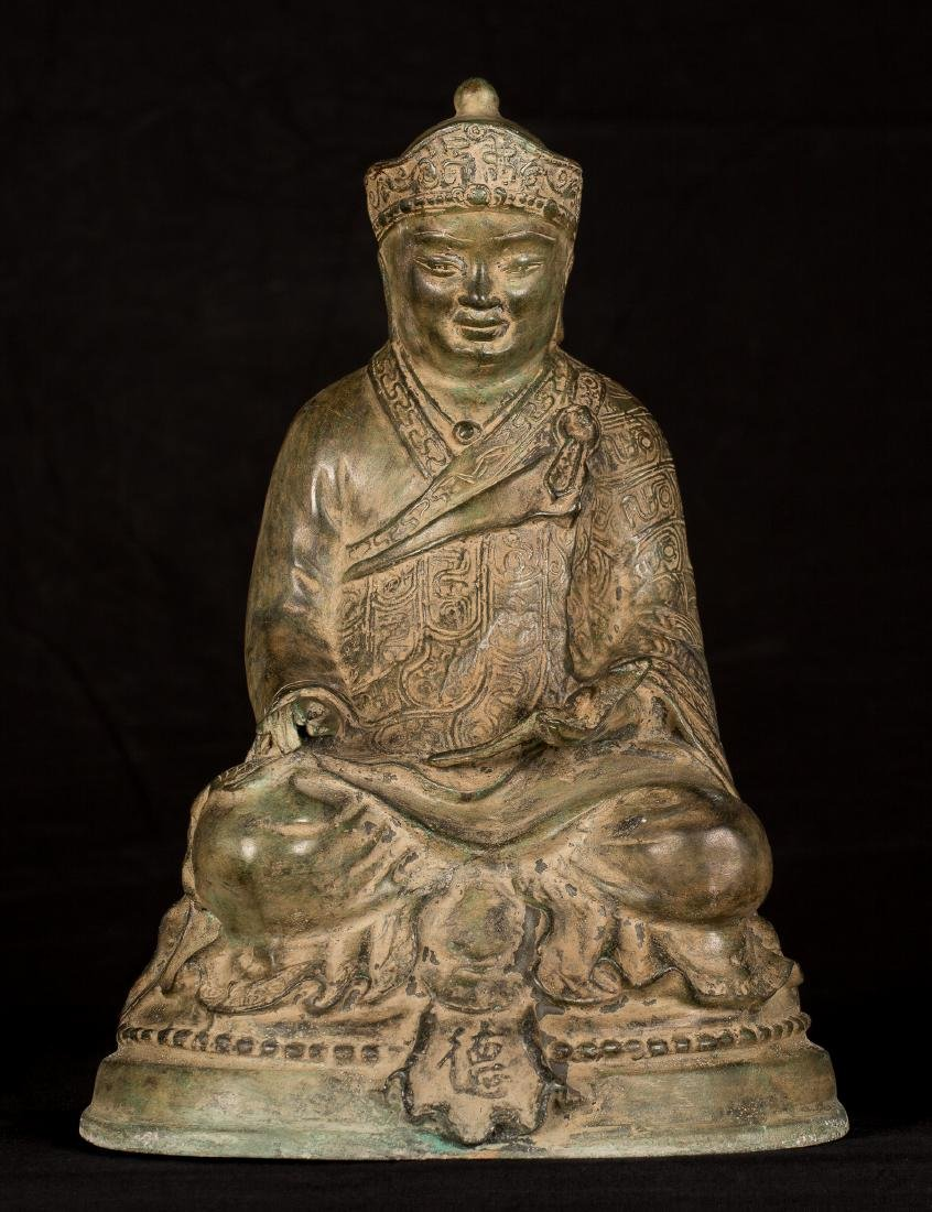 19th Century Chinese Buddha
