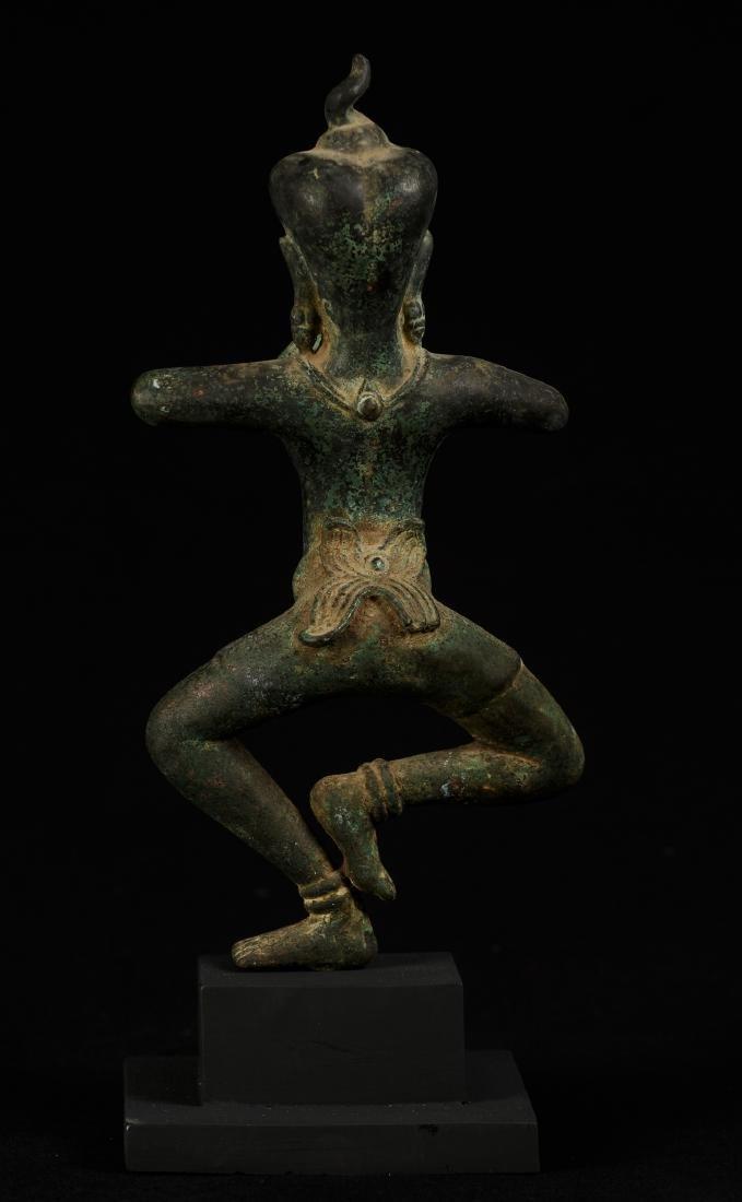 18th Century Khmer Dancing Apsara or Angel - 3