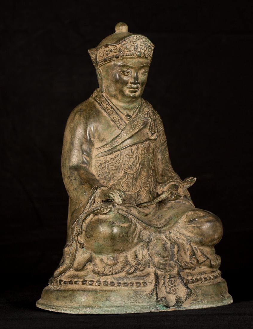 19th Century Chinese Buddha