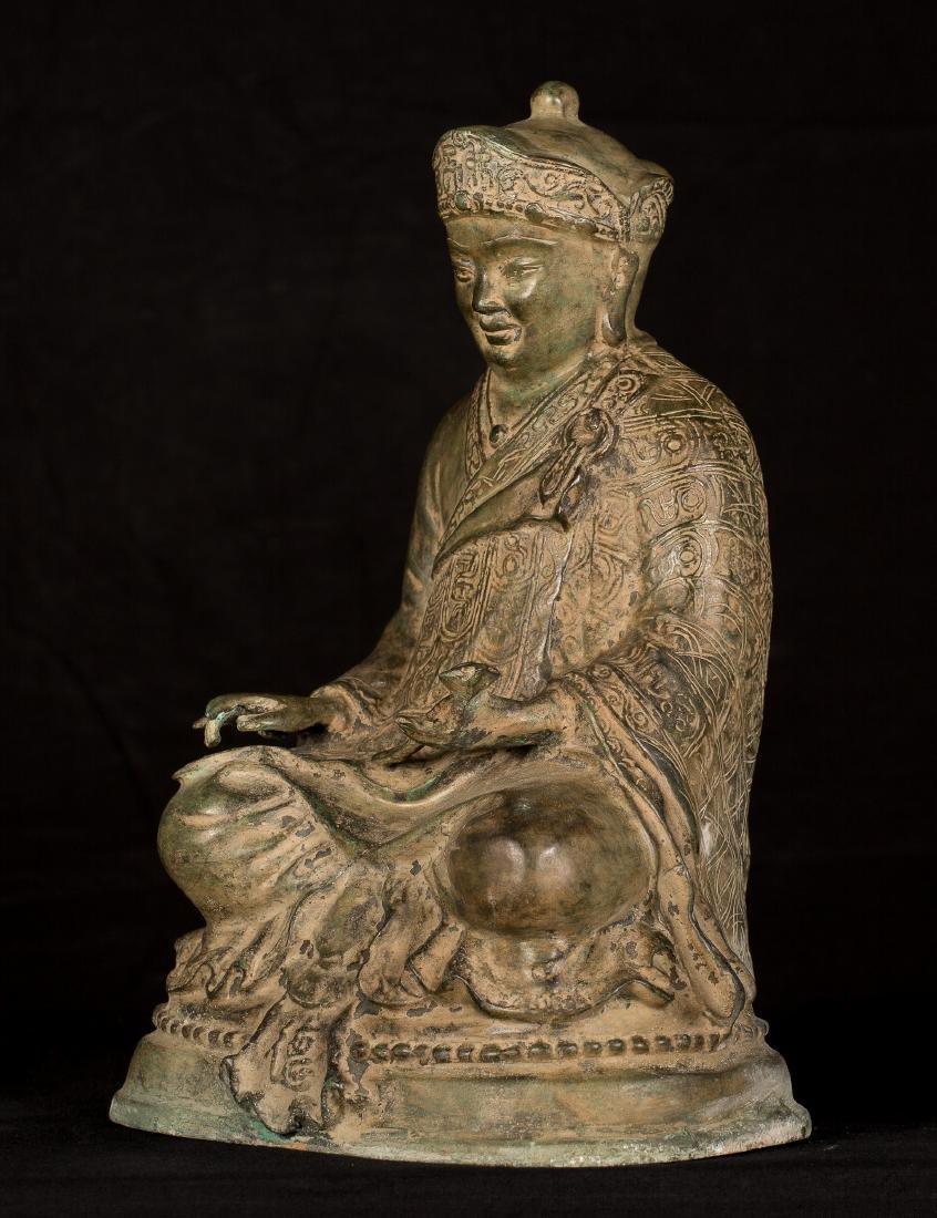 19th Century Chinese Buddha - 2