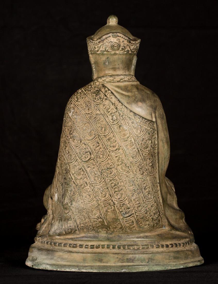 19th Century Chinese Buddha - 3
