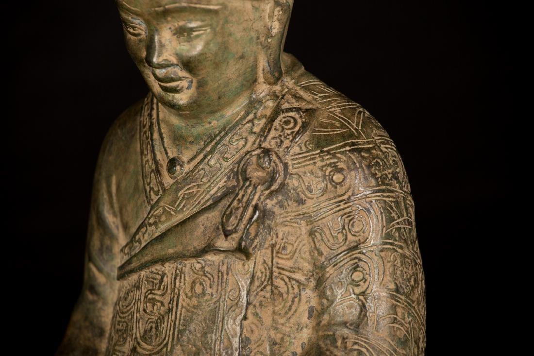 19th Century Chinese Buddha - 7