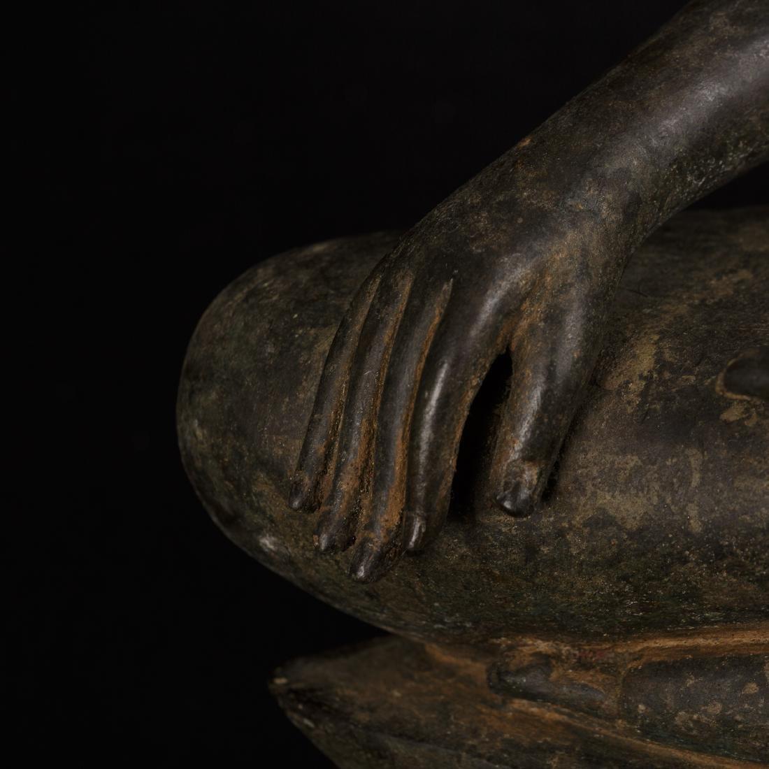 18th Century Sukhothai Thai Enlightenment Buddha - 6