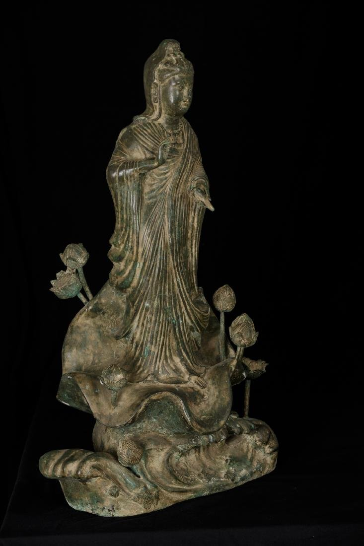 19th Century Chinese Guan Yin - 2