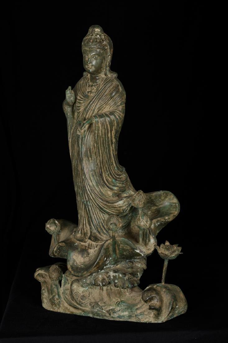 19th Century Chinese Guan Yin - 3