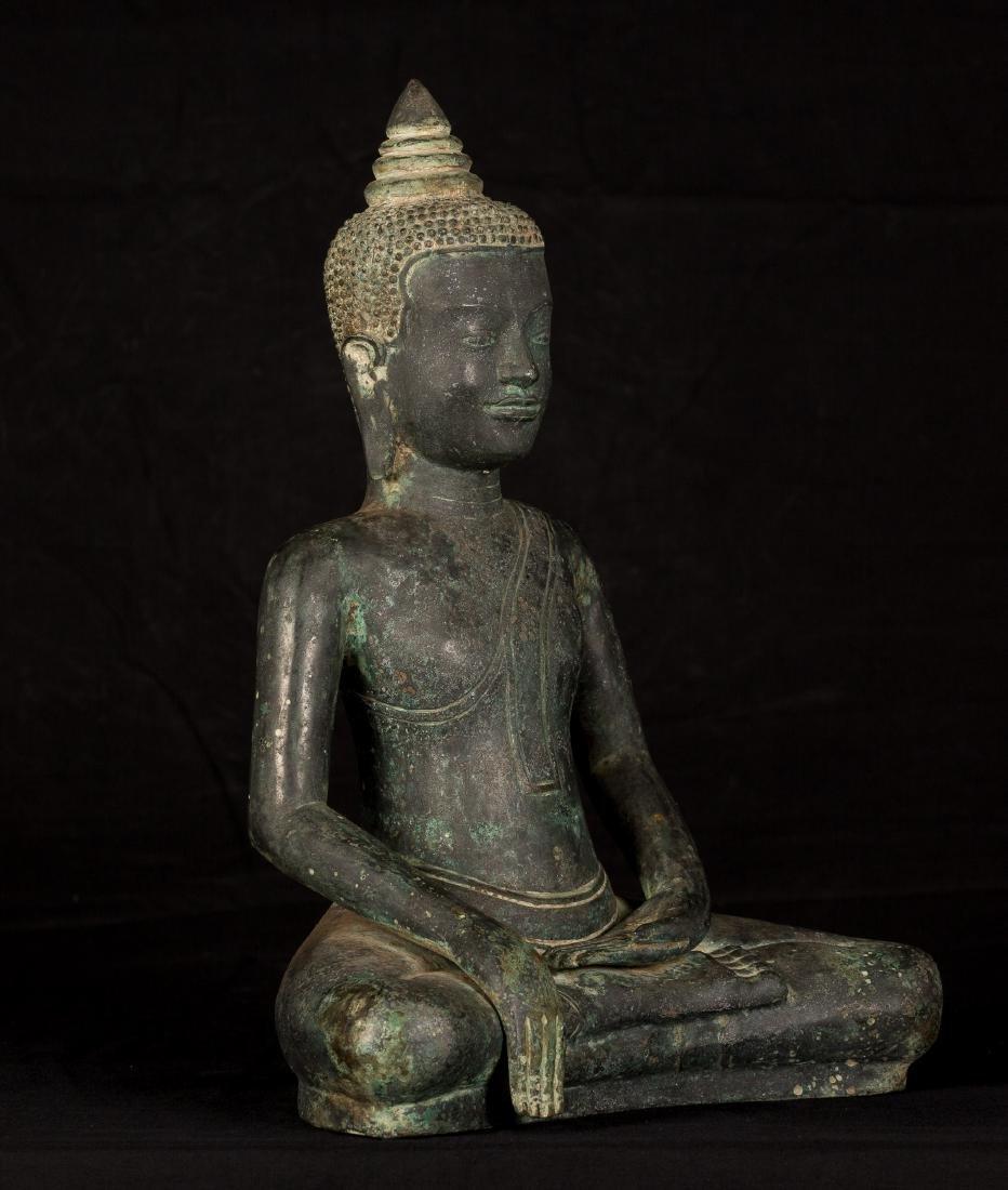 18th Century Khmer Enlightenment Buddha