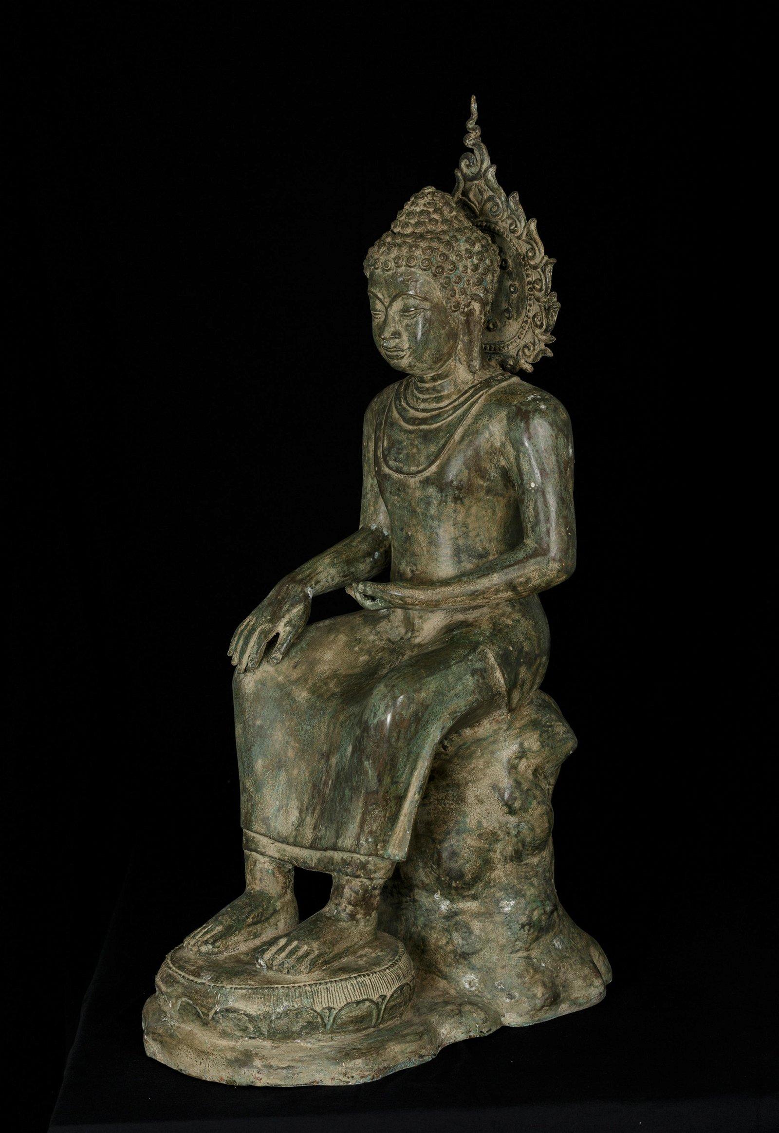 19th Century Thai Preaching Buddha