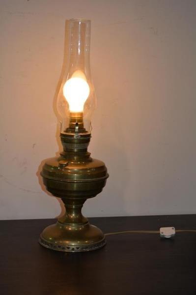 Early Aladdin Lamp