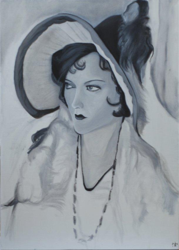Gloria Swanson (2013) - Roman Sedlak