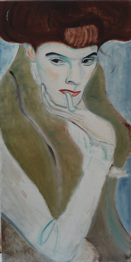 Pensive woman (2013) - Roman Sedlak