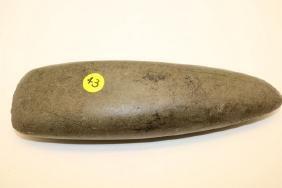 "10 ½"" long pole Celt found in Cocke Co., TN, greenstone"