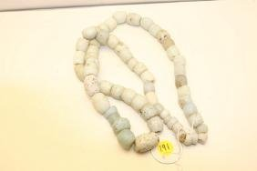 mandrel wound trade beads
