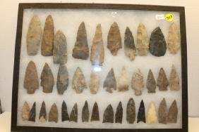 (36) East Tennessee arrowheads