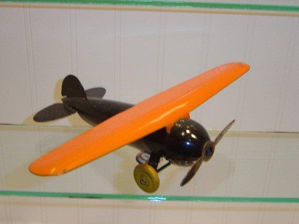 1: Steel Wyandotte Airplane