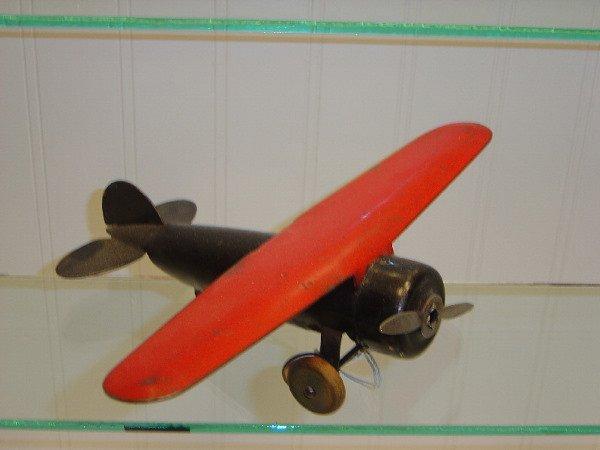 2: Steel Wyandotte Airplane