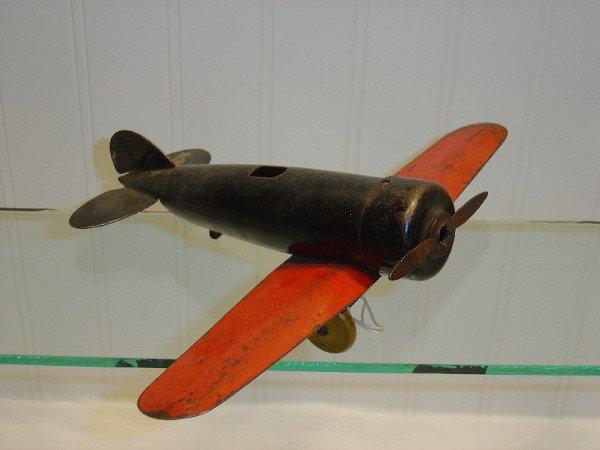 3: Steel Wyandotte Airplane
