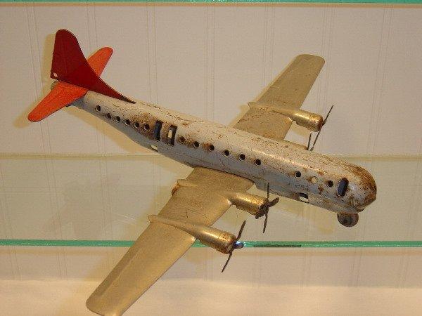 6: Metal Airplane