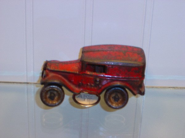 8: Cast Iron Truck