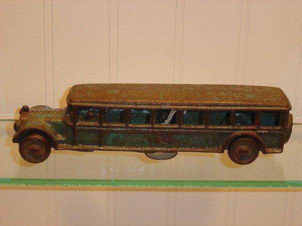9: Cast Iron Bus