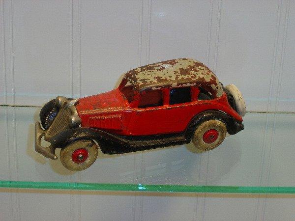 11: Cast Iron Sedan