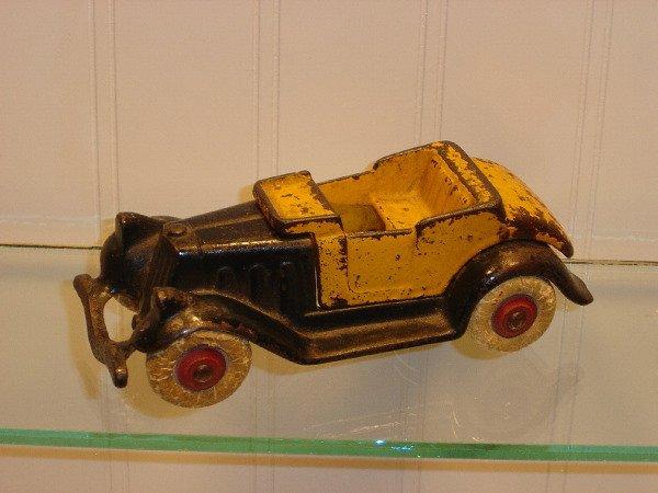 14: Cast Iron Roadster