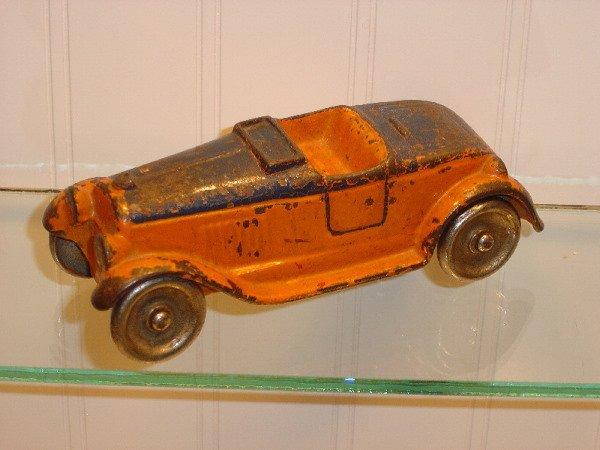 15: Cast Iron Roadster