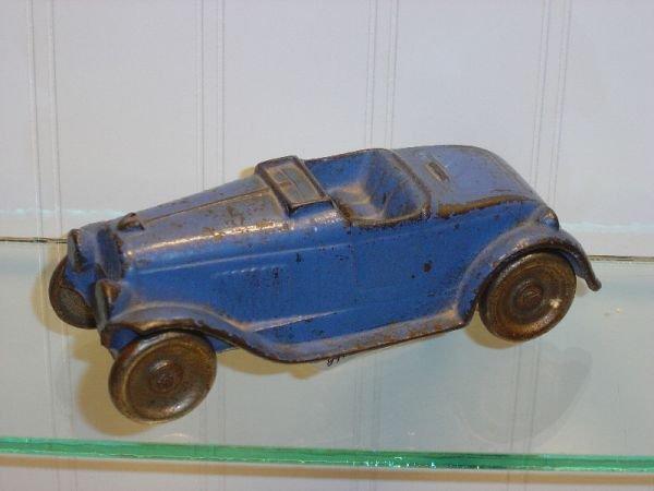 17: Cast Iron Roadster