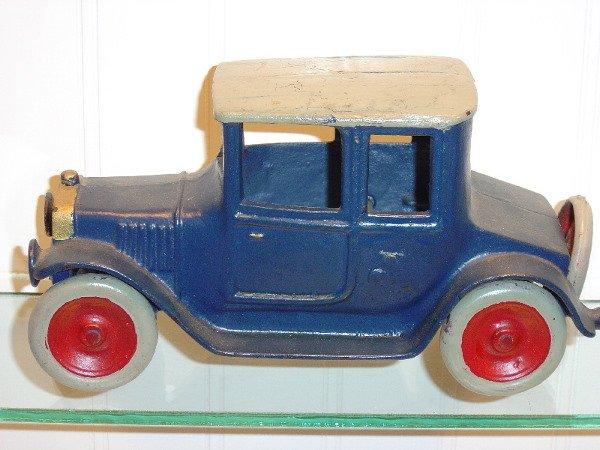 18: Cast Iron Coupe