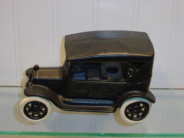21: Cast Iron Cab Sedan
