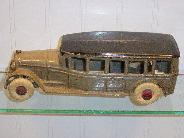 22: Cast Iron Bus
