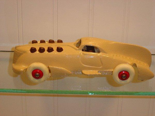 24: Cast Iron Racer
