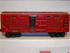 347 Buddy L Outdoor Railroad Cattle Car