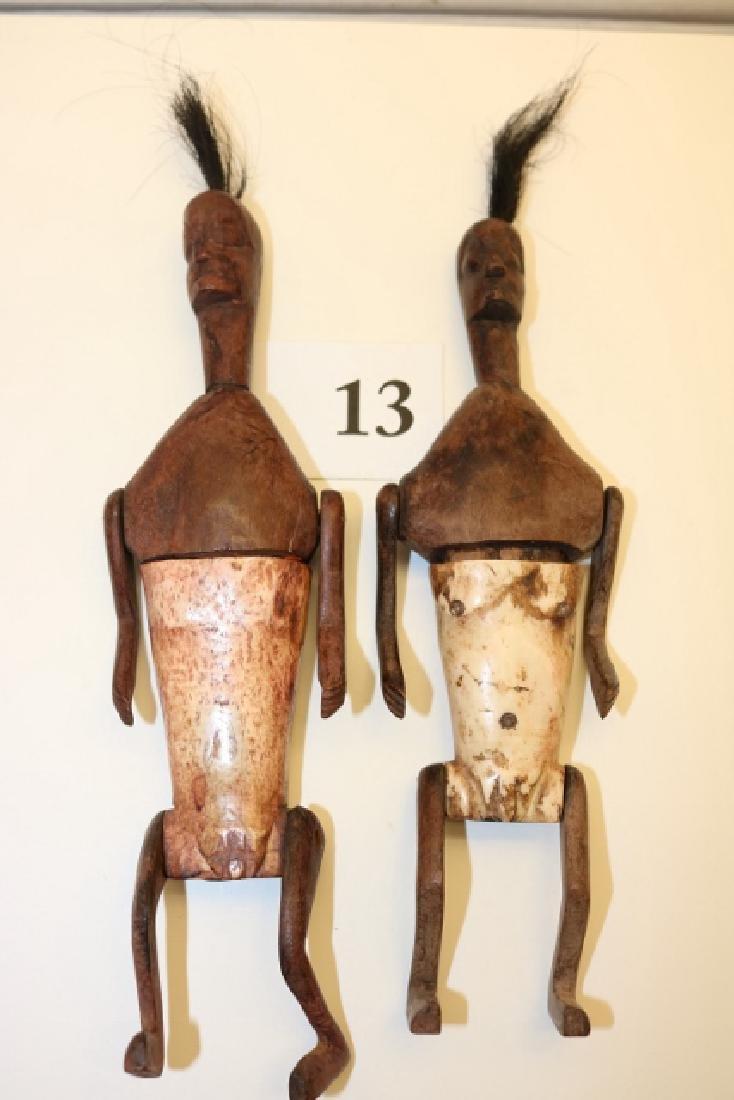 Pair of Eskimo Dolls