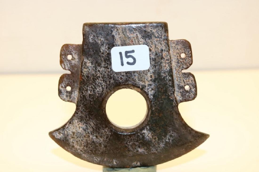 Stone Axe or Pendant