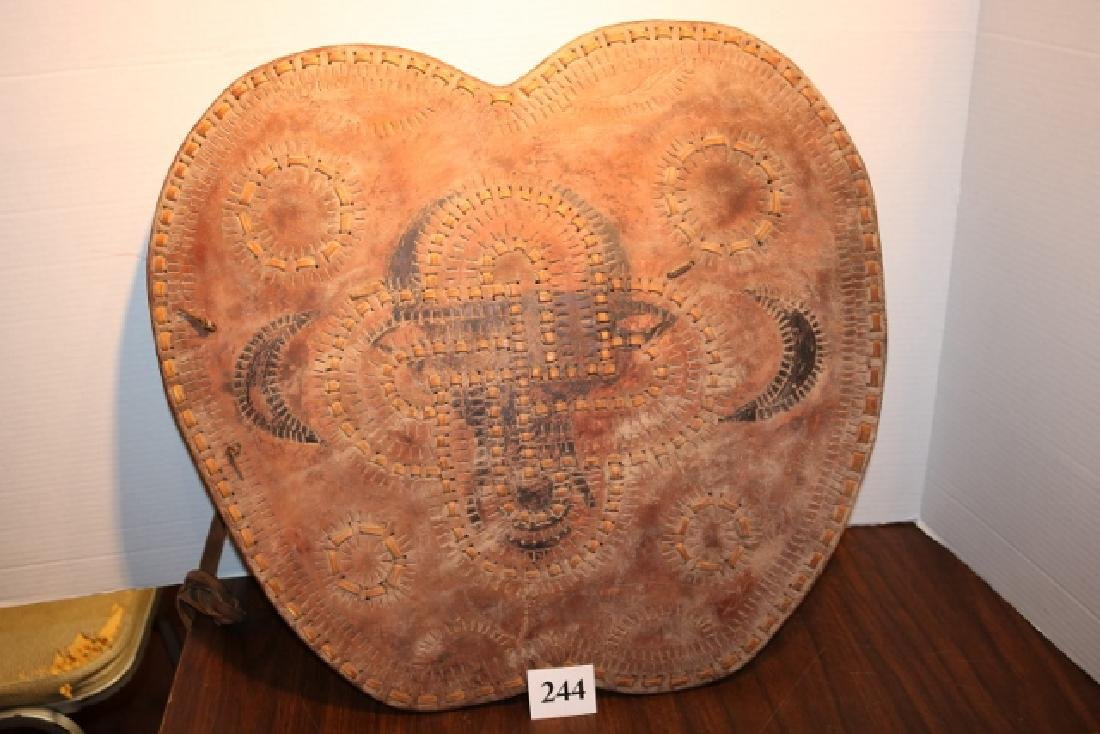 Mexican Soldiers Shield