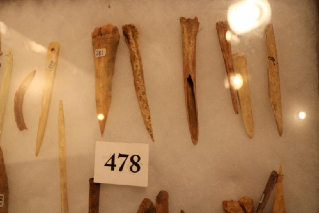35 Assorted Bone Artifacts - 4