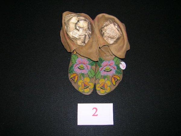 2: Plateau Moccasins