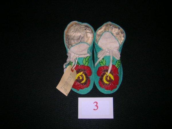 3: Chippewa Cree Moccasins