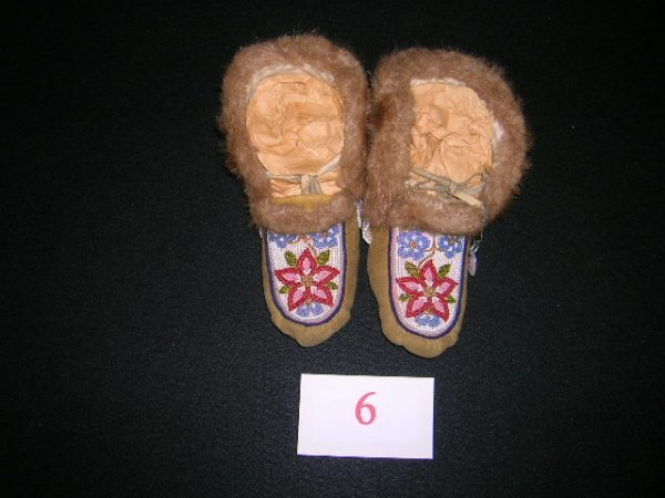 6: Canadian Cree Moccasins