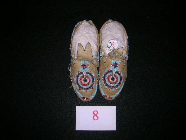 8: Cheyenne Moccasins