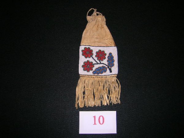 10: Plateau Tobacco Bag