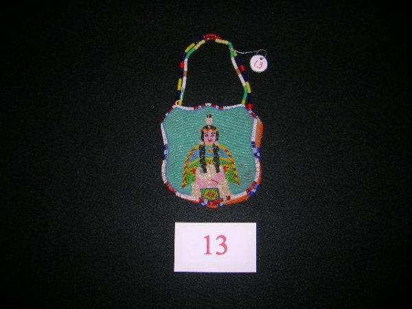13: Plateau Purse