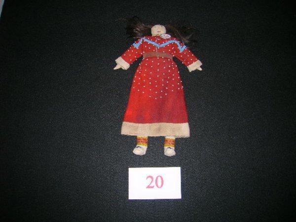 20: Plains Doll