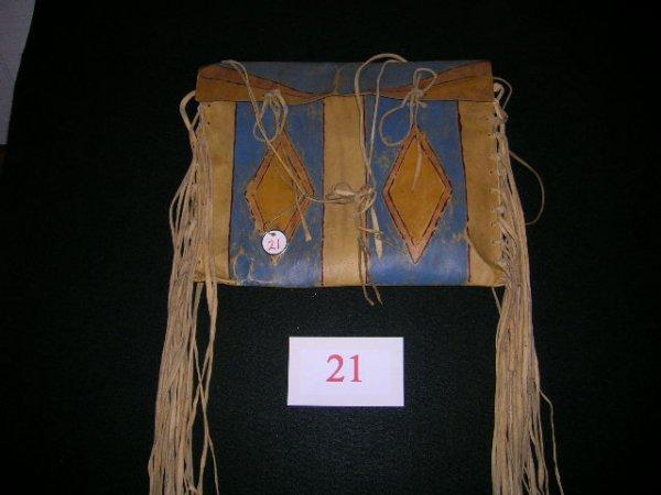 21: Parfleche Envelope
