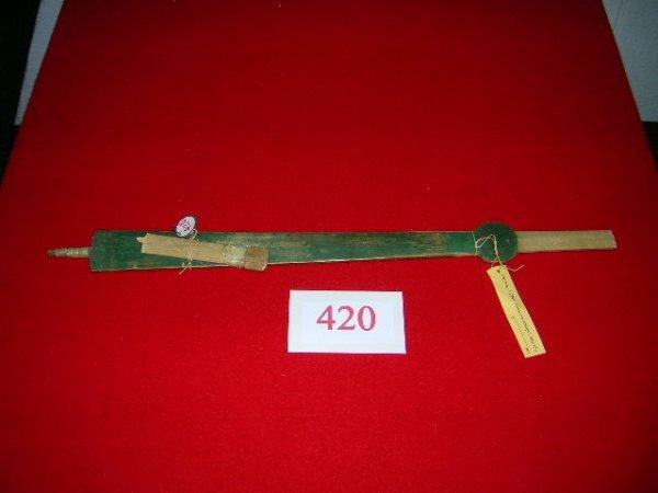 420: Pipe Stem