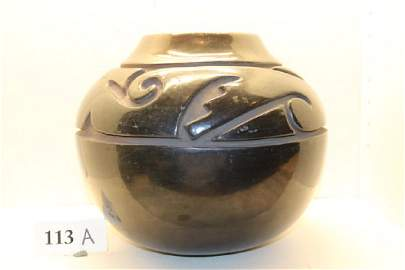 Margaret Tafoya Pottery Olla