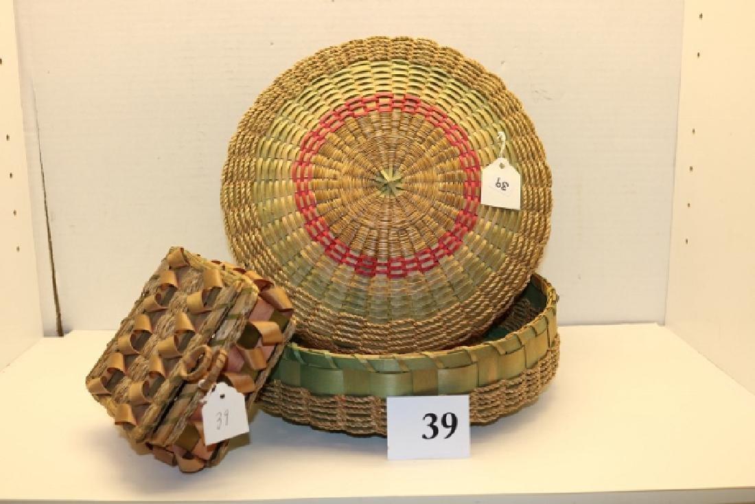 2 Baskets - 3