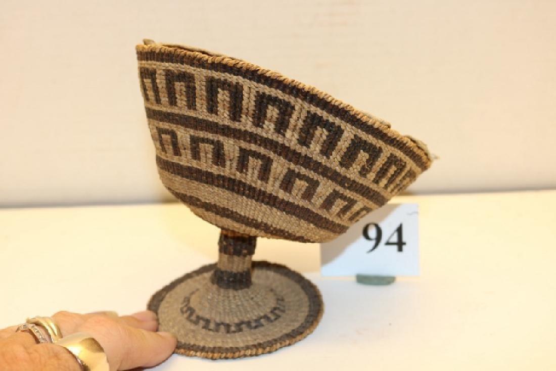 Calif. Goblet Basket