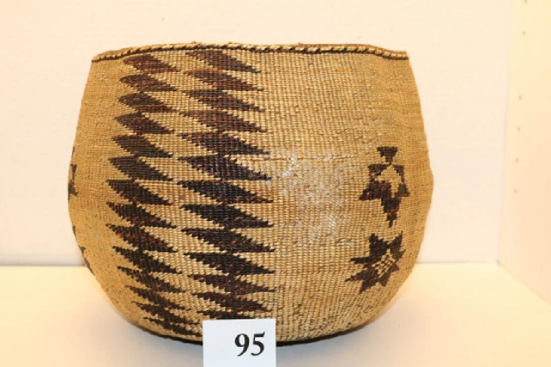 Calif. Basket Container - 2